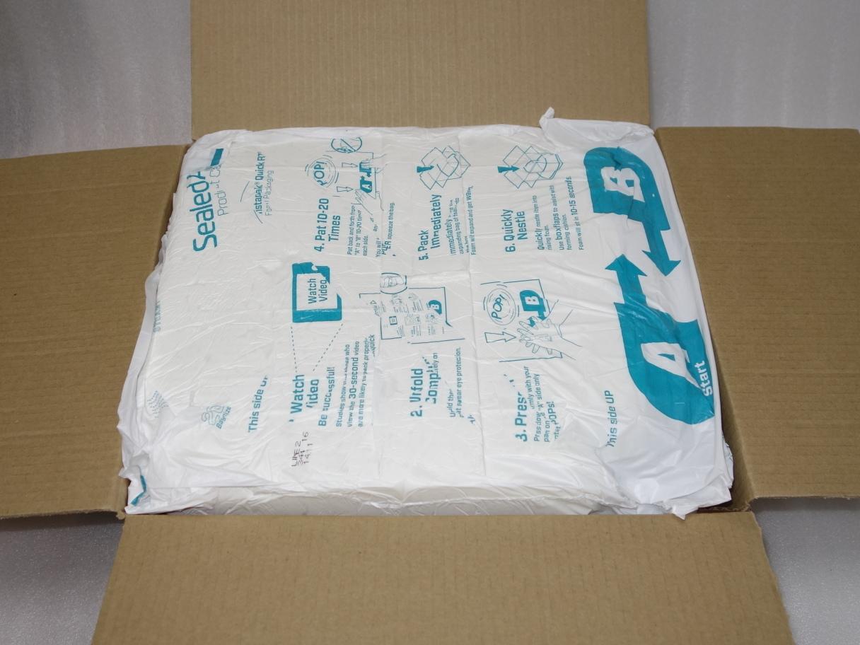 Процесс упаковки товара -6