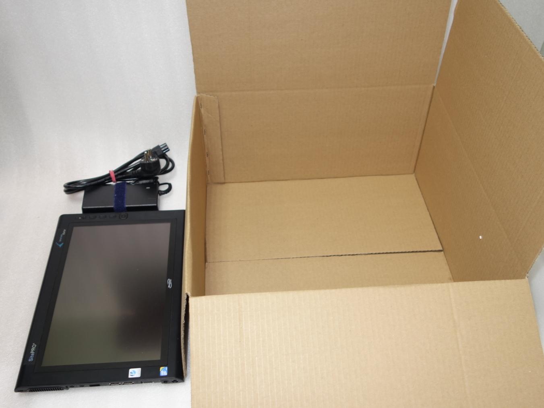 Подготовка к отправке планшета motion J3500